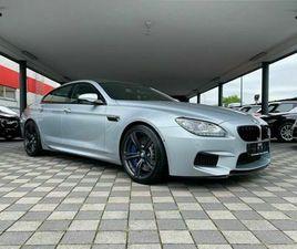 BMW M6 GRAN COUPE *DEUTSCH*UNFALLFREI*67TKM*2.HAND*