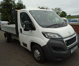 2016 PEUGEOT BOXER ALLOY DROPSIDE. FOR SALE IN DERRY FOR £12,500 ON DONEDEAL