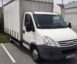 IVECO 35C15 CHASSI CABINE CAISSE 3,OL TD TRES PROPRE