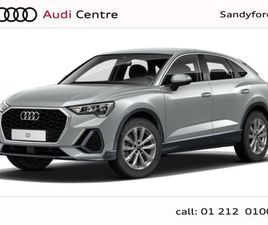 AUDI Q3 NEW SPORTBACK 35 TDI 150HP S-TRONIC SE 5DR FOR SALE IN DUBLIN FOR €48,312 ON DONED