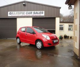 SUZUKI ALTO 5DOOR MANUAL 5DR FOR SALE IN DONEGAL FOR €4,000 ON DONEDEAL