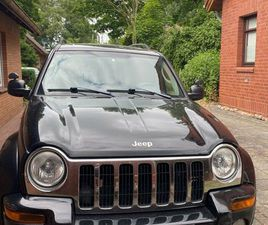 CHEROKEE CRD JEEP LIMITED EDITION