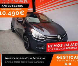 RENAULT - CLIO INTENS TCE 67 KW 91CV