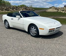 ABSOLUTELY STUNNING 944 S2 CABRIOLET - FULLY SERVICED   CLASSIC CARS   CALGARY   KIJIJI