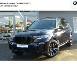 BMW X7 XDRIVE 40 D M SPORT 40D MILD-HYBRID EU6D 7-SI