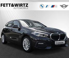 BMW 118I ADV. AUT. LC+LED SHZ PDC LIVECOCKP. PLUS, JAHR 2020, BENZIN