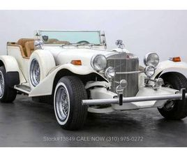 1979 EXCALIBUR SERIES 3 FOR SALE