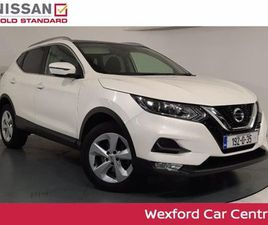 NISSAN QASHQAI 1.3 SV MY19 4DR FOR SALE IN WEXFORD FOR €24,995 ON DONEDEAL