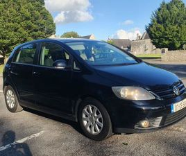 VOLKSWAGEN GOLF PLUS 1.4 2007((TAX&TEST)) FOR SALE IN CORK FOR €1,395 ON DONEDEAL