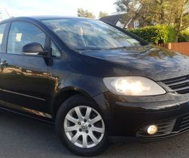 VOLKSWAGEN GOLF PLUS 1.4 2007((TAX&TEST)) FOR SALE IN LIMERICK FOR €1,695 ON DONEDEAL