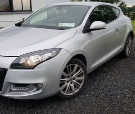 RENAULT MEGANE GT LINE 1.5 DCI 3 DOOR, 2013 FOR SALE IN CARLOW FOR €7,950 ON DONEDEAL