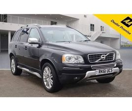 VOLVO XC90 2.4 D5 EXECUTIVE GEARTRONIC 4X4 5DR