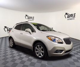 2015 BUICK ENCORE LEATHER GROUP