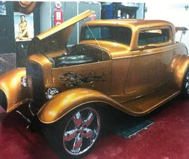 FORD SHELBY HOT ROD 1932 2002