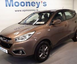 HYUNDAI IX35 COMFORT 1.7L 2WD DIESEL SUV HERE AT FOR SALE IN DUBLIN FOR €15,995 ON DONEDEA