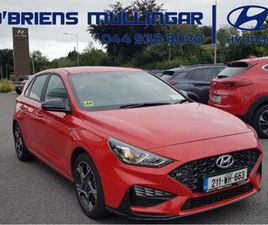 HYUNDAI I30 PETROL DELUXE NLINE 5DR FOR SALE IN WESTMEATH FOR €25,950 ON DONEDEAL