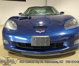 2006 CHEVROLET CORVETTE Z06 - LOW MILEAGE | CARS & TRUCKS | ST. CATHARINES | KIJIJI