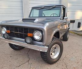FOR SALE: 1974 FORD BRONCO IN HOUSTON, TEXAS