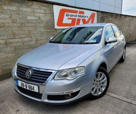 2009 VOLKSWAGEN PASSAT 2.0 DIESEL NEW NCT FOR SALE IN WATERFORD FOR €3,450 ON DONEDEAL