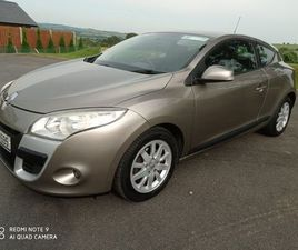 RENAULT MEGANE 1.5DCI FOR SALE IN WEXFORD FOR €2,950 ON DONEDEAL