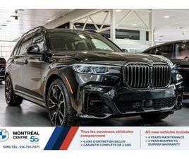 2021 BMW X7   CARS & TRUCKS   CITY OF MONTRÉAL   KIJIJI