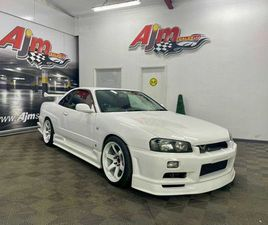 1998 NISSAN SKYLINE R34 GTT FOR SALE IN TYRONE FOR £28,995 ON DONEDEAL