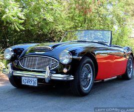 FOR SALE: 1959 AUSTIN-HEALEY 100-6 IN SONOMA, CALIFORNIA
