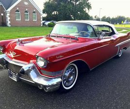 FOR SALE: 1957 CADILLAC DEVILLE IN STRATFORD, NEW JERSEY