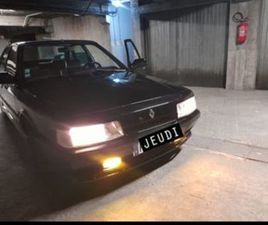 RENAULT 21 2L TURBO ABS 03/1990