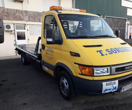 IVECO - DAILY PORTACOCHES