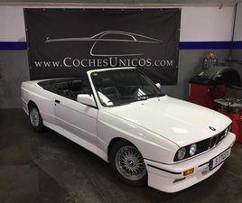 - BMW M3 E30 CABRIO