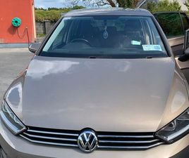 VOLKSWAGEN GOLF PLUS FOR SALE IN GALWAY FOR €14,600 ON DONEDEAL
