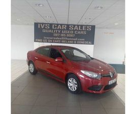 RENAULT FLUENCE EXPRESSION 1.5 DCI 95 4DR FOR SALE IN DUBLIN FOR €6,950 ON DONEDEAL