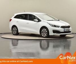 KIA CEED 1.6 CRDI 136 ISG SW EDITION 7 FOR SALE IN DUBLIN FOR €16,500 ON DONEDEAL