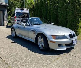 RARE 1998 BMW M ROADSTER | CLASSIC CARS | COMOX / COURTENAY / CUMBERLAND | KIJIJI