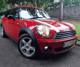MINI FIRST, 2009 ~ TAX & NEW NCT ~ FOR SALE IN DUBLIN FOR €4,250 ON DONEDEAL