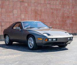 1980 PORSCHE 928S COUPE