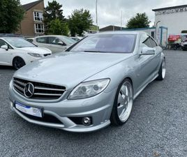 MERCEDES-BENZ CL 600 COUPE AMG PAKET VOLL TOP ZUSTAND
