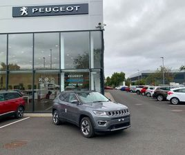 JEEP COMPASS 1.6 DIESEL LIMITED FOR SALE IN DUBLIN FOR €37,845 ON DONEDEAL