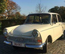UNIEKE DKW F12 VAN 1963