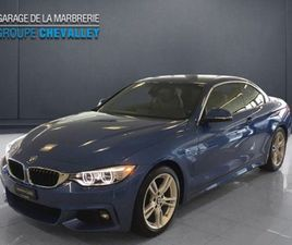 >BMW 420I CABRIO M SPORT