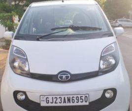 USED TATA NANO XTA CAR IN AHMEDABAD,2015 MODEL