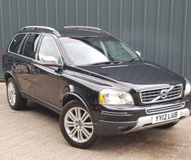 VOLVO XC90 2.4 D5 [200] EXECUTIVE 5DR GEARTRONIC