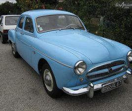 RENAULT FRÉGATE TRANSFLUIDE - 1960