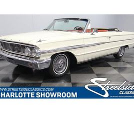 FOR SALE: 1964 FORD GALAXIE IN CONCORD, NORTH CAROLINA