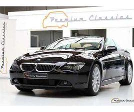 BMW 650 CABRIO 650I E64 INDIVIDUAL'' | 2007 | 53.000KM |