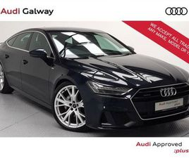 AUDI A7 3.0TDI 286BHP S LINE 50 QUATTRO TIPTRONIC FOR SALE IN GALWAY FOR €69,900 ON DONEDE