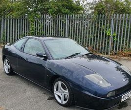 FIAT COUPE 20VT FOR SALE IN DUBLIN FOR €5,250 ON DONEDEAL