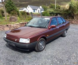 1988 RENAULT 21 GTS SYMPHONY FOR SALE IN MAYO FOR €9,500 ON DONEDEAL