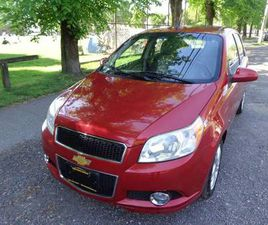 2009 CHEVROLET AVEO 5 LT *** LOCAL *** CLEAN *** LOW KMS ***